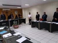 34º Sessão Ordinária da Câmara Municipal de Guadalupe