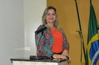 Luciana Martins destaca parceria entre Neidinha Lima e Ciro Nogueira