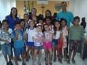 Na manhã desta segunda-feira dia 15 de abril a Câmara Municipal recebeu uma turma de alunos da Escola Alexandrino Mousinho