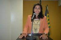 Presidente da Câmara Surama Martins anuncia dia de votação da nova lei orgânica e regimento da Câmara