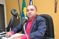 Presidente Tharlis Santos –PSD- Apresentou vários Projetos de Leis e indicativos em Sessão desta segunda dia 17 de fevereiro