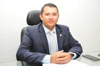 Vereador Adão Moura – AVANTE – Parabenizou a prefeita Neidinha pelas diversas ações desenvolvidas no Município