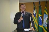 Vereador Adão Moura - Avante comemora aprovação de novos índices do ICMS