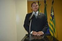 Vereador Adão Moura - AVANTE destaca compromisso da Prefeita com a realização de concurso público