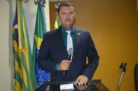 Vereador Adão Moura - Avante, destacou que por diversas vezes Prefeitura fez pagamento de salários antecipados