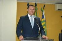 Vereador Adão Moura (AVANTE) Em sua fala diz que a obra do calçamento da Vila Boa Esperança veio em boa hora