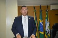 Vereador Adão Moura disse que a academia popular será reformada