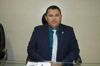 Vereador Adão Moura falou sobre suas atividades parlamentares