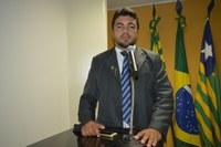 Vereador Jesse James - PSD, afirma que Ataques da oposição não atrapalharão o progresso de Guadalupe