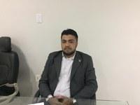 Vereador Jesse James (PSD) Fala em Tribuna que foi gasto em recursos próprios aproximadamente 500 mil reais entre a Avenida Manoel Ribeiro e Estádio Municipal