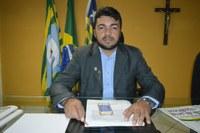 Vereador Jesse James - PSD, parabeniza Escola Eduarda Batista pelos seus 14 anos