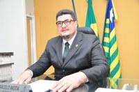 Vereador Marcelo Mota – PDT- Em tribuna repudia o alto valor gasto na reforma do Balneário Belém Brasília
