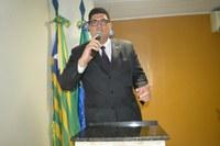 Vereador Marcelo Mota (PDT) disse que desafia os Vereadores da base da Prefeita que tragam para ele uma Obra feita com os Recursos Próprios do Município de Guadalupe