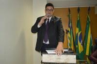 Vereador Marcelo Mota - PDT, faz resumo de sua atuação no primeiro semestre