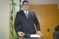 Vereador Marcelo Mota - PDT, relembrou obras e ações do ex-prefeito de Guadalupe