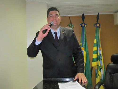 Vereador Marcelo Mota reclama sobre situação precária de estradas vicinais