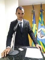 Vereador Martinez Duarte (PT) Pede recuperação da estrada vicinal que liga bairro Coqueiro, Lixão e Bela Vista