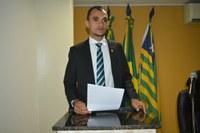 Vereador Martinez Geony - Apresenta indicações na área de infraestrutura do Município
