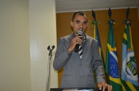 Vereador Martinez Geony consegue recursos para construção de quadra de esportes