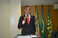 Vereador Martinez Geony Defende indicações e implantação do Luz para Todos