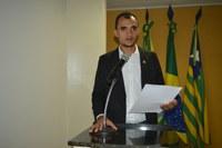 Vereador Martinez Geony - PT criticou número de vagas para concurso e criação de novos cargos comissionados