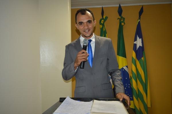 Vereador Martinez Geony - PT destaca importância da lei que marca a transferência da antiga para nova Guadalupe