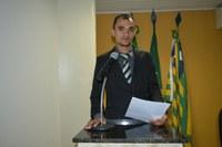 Vereador Martinez Geony - PT volta a pedir regularização de salários de servidores do hospital local