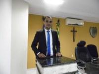 Vereador Martinez (PT) Fez a solicitação a Prefeita para dar continuidade à reforma do antigo Hotel Guadalupe