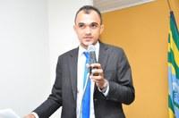 Vereador Martinez (PT) Solicita calçamento na Rua margarida no Bairro Bela Vista