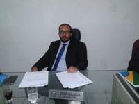 Vereador Odair Holanda (PDT) Afirma que Guadalupe voltou aos tempos sombrios com a atual gestão