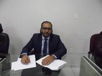 Vereador Odair Holanda (PDT) Enquanto a Prefeita paga 35 mil para Serviços de Publicidades a Saúde vai de mal a pior no Município