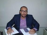 Vereador Odair Holanda (PDT) Fez um requerimento pedindo uma audiência pública a Câmara Municípal para debater as condições do Hospital local
