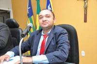 Vereador Presidente Tharlis Santos-PSD- Fez diversos indicativos pedindo  recuperação de Ruas em Bairros da cidade de Guadalupe