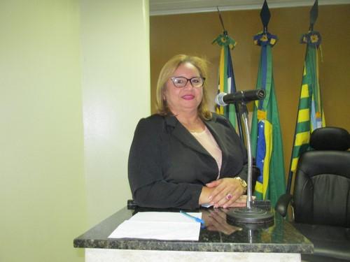 Vereadora Francineth Lima afirmou que Câmara tem que defender o povo