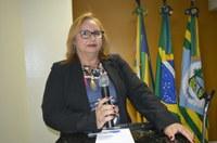 Vereadora Francineth Lima parabenizou nomeação de novo Ouvidor do Município