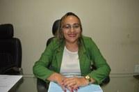 Vereadora Hélvia Almeida destaca ações da Prefeitura em favor do Município
