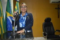 Vereadora Hélvia Almeida PSD