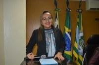 Vereadora Hélvia Almeida - PSD, destacou todos os esforços para melhorias em Guadalupe