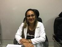 Vereadora Hélvia Almeida (PSD) Disse que nos Próximos dias darão inicio as Obras de reforma do Balneário Belém Brasília