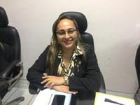 Vereadora Hélvia Almeida (PSD) Pede que seja feita ações voltadas para o novembro azul