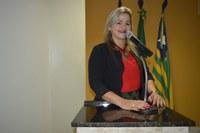 Vereadora Luciana Martins - PCdoB, apresenta documentação em dia de todas as ambulâncias do Município