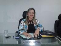 Vereadora Luciana Martins (PCdoB) Apresenta indicação para doação de terreno para idosos no Município de Guadalupe