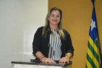 Vereadora Luciana Martins (PCdoB) Encaminha oficio para Deputado Federal Júlio César pedindo uma UTI móvel