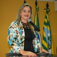 Vereadora Luciana Martins (PCdoB) Guadalupe em breve receberá 21 mil metros de calçamentos para diversas ruas do Município