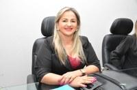 Vereadora Luciana Martins- PCdoB- Parabeniza a Prefeita pela a Implantação do CREAS em Guadalupe