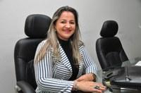 Vereadora Luciana Martins (PCdoB) Solicita a implantação de calçamentos nas Ruas Maria Luiza e Veríssimo Gabriel Bairro Cruzeta