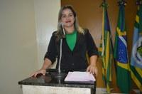 Vereadora Luciana Martins pede maior segurança para o Hospital Pedrina Silveira