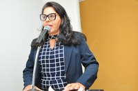 Vereadora Surama Martins – Dem- Solicita do Poder Pública a recuperação da Iluminação Pública do Bairro Vila Parnaíba