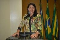 Vereadora Surama Martins - DEM, afirma que todos que são votados aqui, tem que ter compromisso com Guadalupe