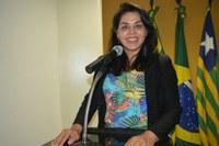 Vereadora Surama Martins - DEM, cobra benefícios para zona rural